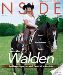 NSIDE Magazine | Dr. Jennifer Walden